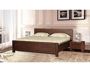 Кровать Диамант Руно-6 (эмаль/кракле) с подъемным механизмом и ящиком