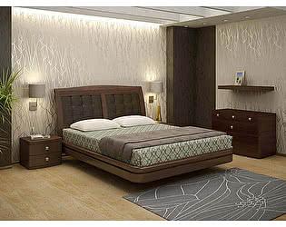 Кровать Торис Ита R2 (Палау) кожа