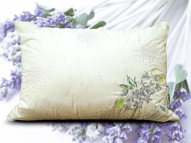Подушка KAZANOV.A. Organic Fibers Provence Lavender - Петербург