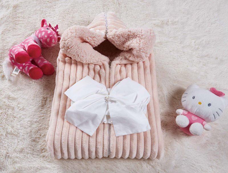 Одеяло-конверт KAZANOV.A. Infanty, пудра - Петербург