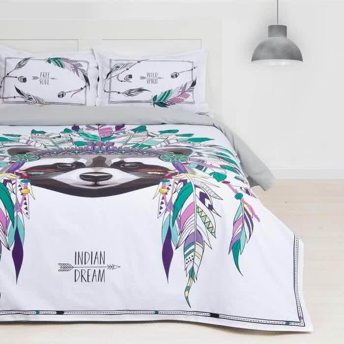 Постельное белье Этель ETR-691 Indian style - Петербург