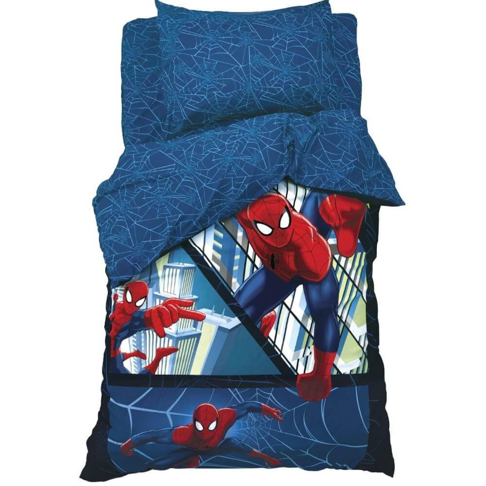 Детское постельное белье Disney Новый Человек-Паук - Detskoye-Postelnoe.Ru