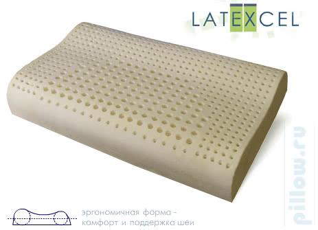 Подушка Latexcel Ergo 28