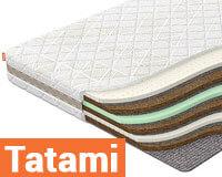 Матрасы Орматек Tatami беспружинные матрасы из кокосовой койры