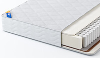 Купить матрас Орматек Basic Dual 80х190