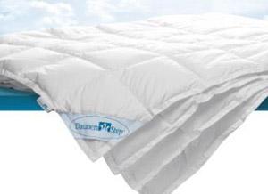 Одеяла и подушки DaunenStep