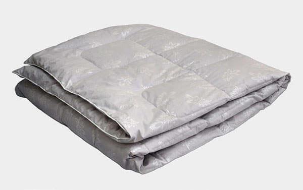 Пуховое одеяло Даргез Прима стандартное - Detskoye-Postelnoe.Ru