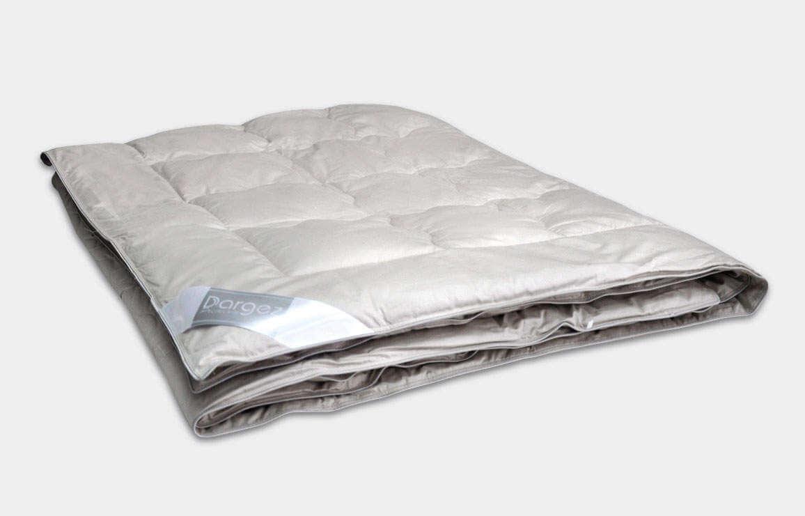 Детские постельные принадлежности: Одеяло Серебряная нить Даргез легкое - D