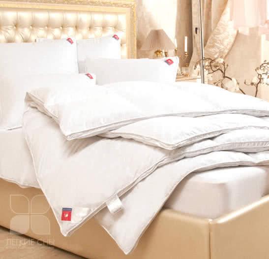 Пуховое одеяло Легкие сны Камилла, теплое - Detskoye-Postelnoe.Ru