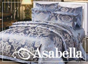 Шелковое постельное белье Asabella