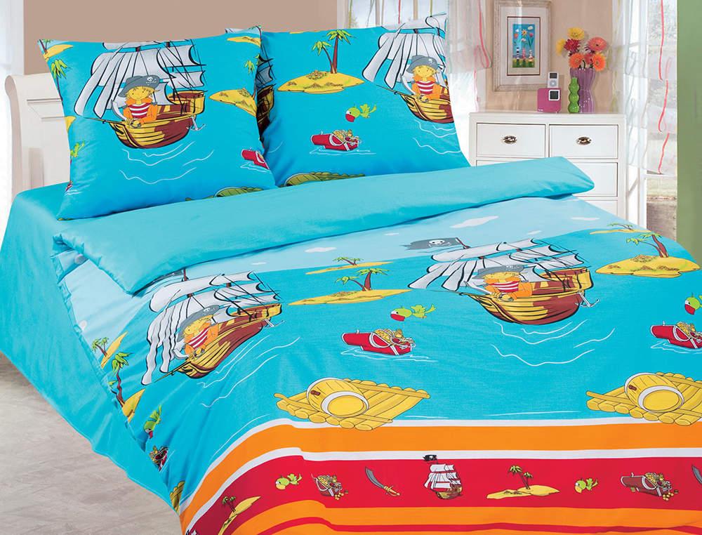 Детское постельное белье для мальчика 3-5 лет