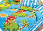 Детское постельное белье с Непоседа
