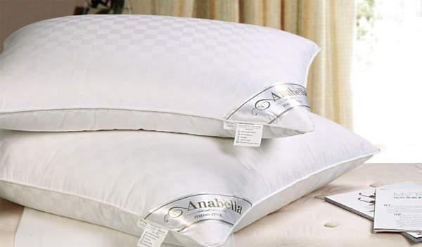 Шелковая подушка Asabella 50