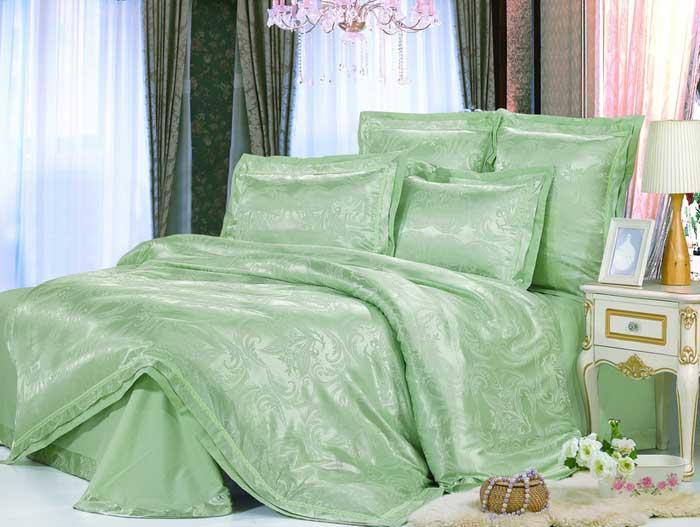 КПБ Kingsilk SM-28 светло-зеленого цвета