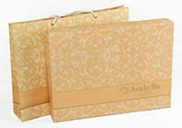Шелковое постельное белье Asabella в СПБ - упаковка