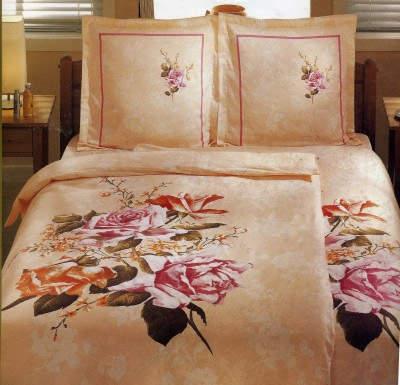 Семейное постельное белье TAC Bahar
