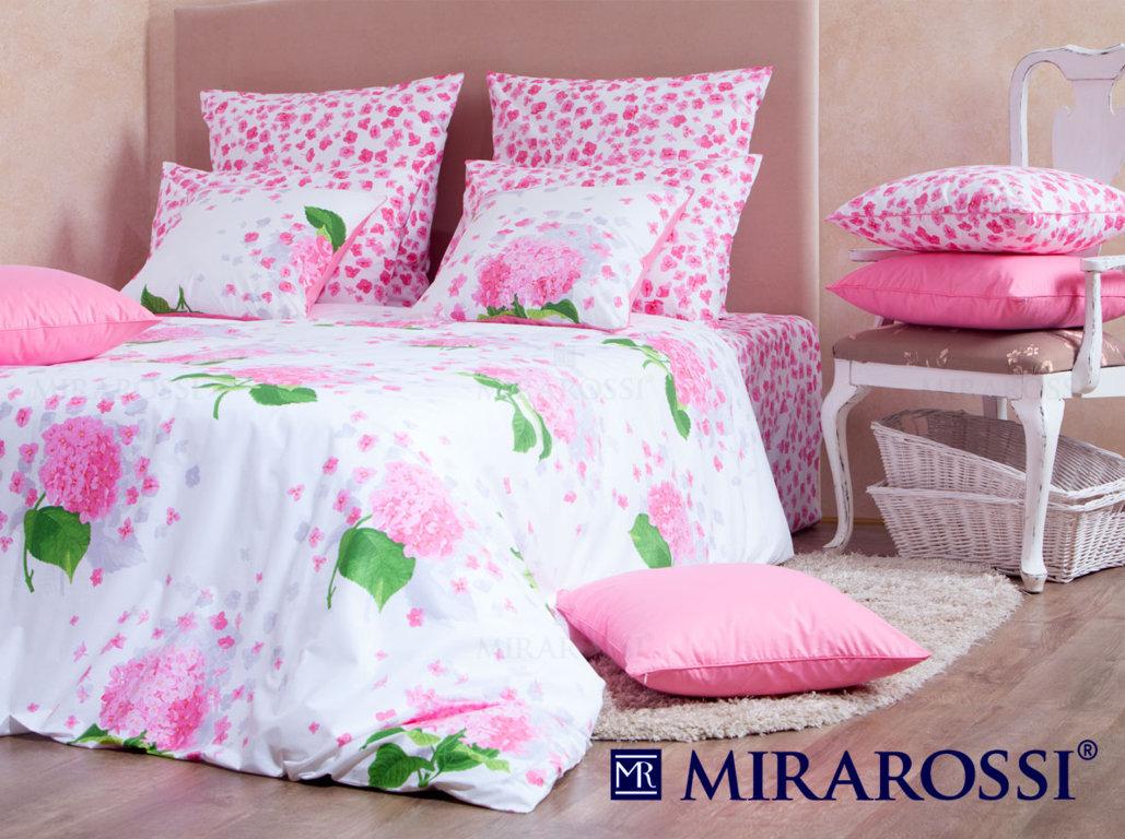 Постельное белье Mirarossi Virginia pink - Петербург