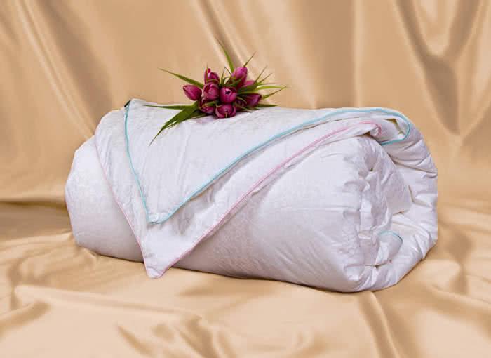 Шёлковое одеяло OnSilk Adam & Eva