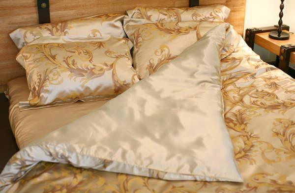 Шелковое постельное белье Шелковый соблазн Аллегро