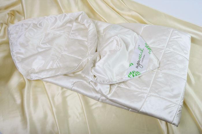Детское шелковое одеяльце ТутШёлк