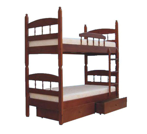 Кровать Шале Кузя 2