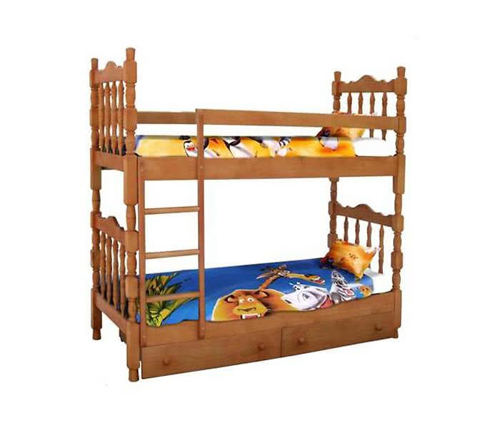 Кровать Шале Шрек 2
