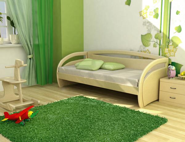 Кровать Торис Вега D1 (Донго)