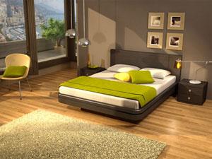 Кровать Торис Ита D1 (Борго)