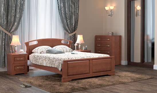Кровать DreamLine Афродита 1