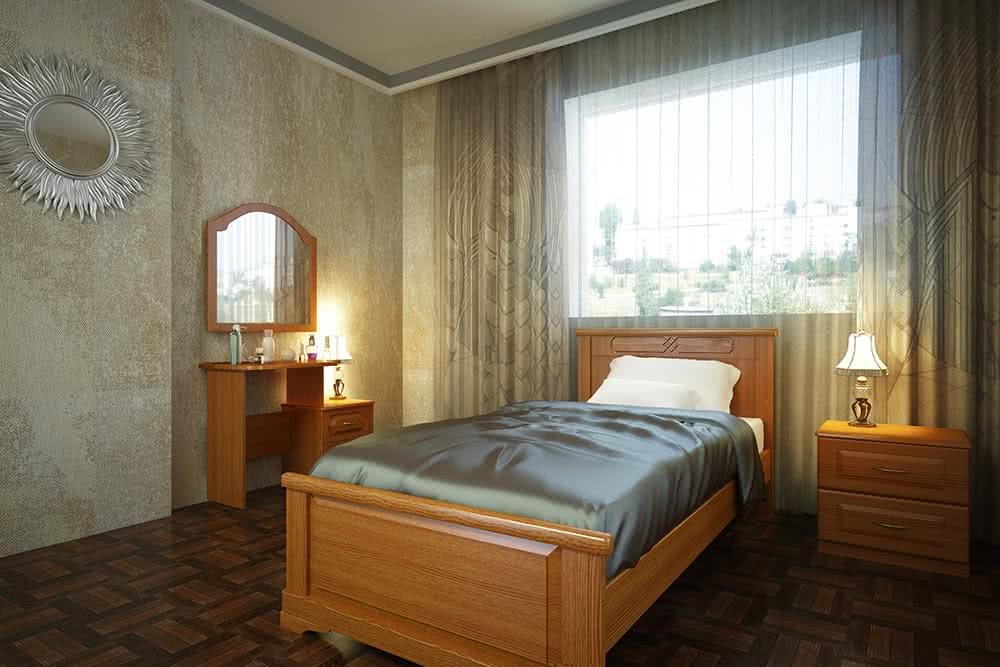 Кровать DreamLine Эдем Лайт 1