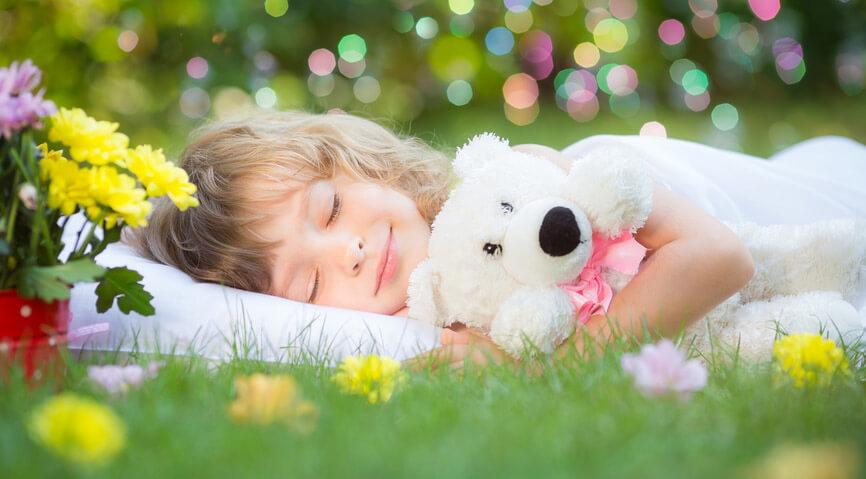 Как выбрать подушку для ребенка?