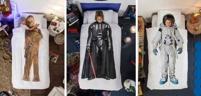 Необычное постельное белье для детей
