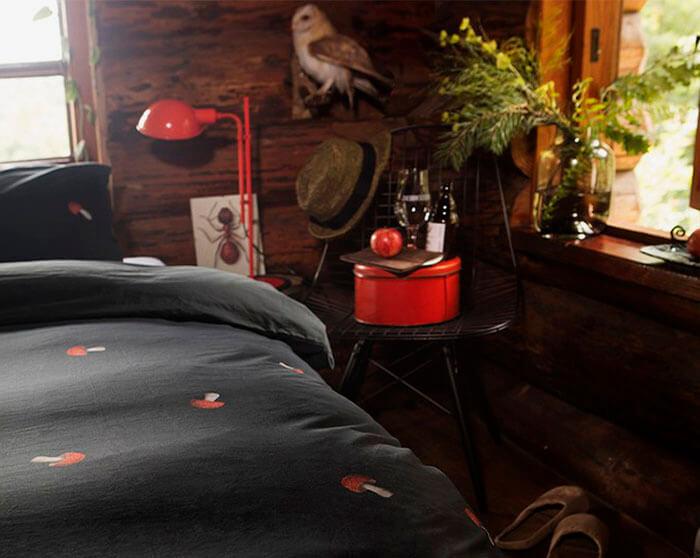 Дизайнерское постельное белье Snurk