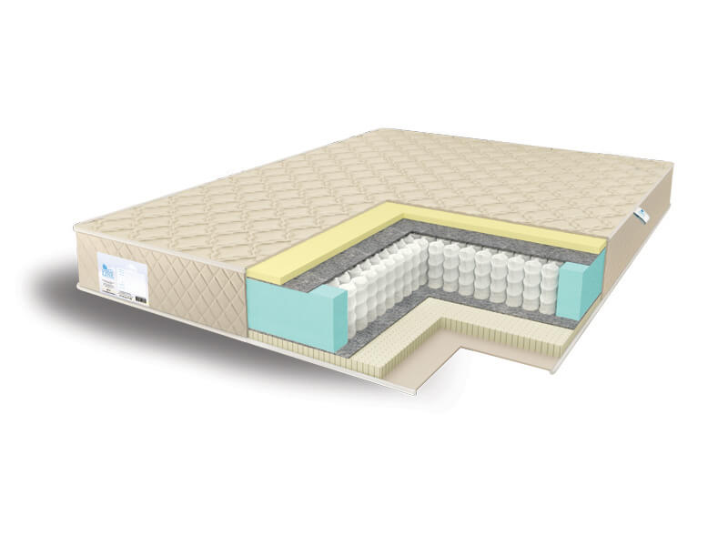 Матрас Comfort Line Memory 2 - Latex 3 S1000