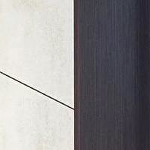 Дуб кентербери/Камень серый