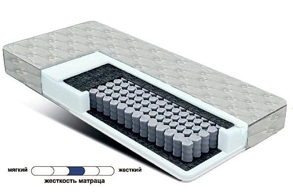 Вакуумный матрас Боровичи Comfort  (независимые пружины)