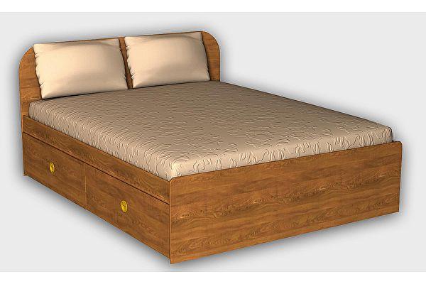 Кровать 1800 с 4 ящиками ГРОС, СМ-6