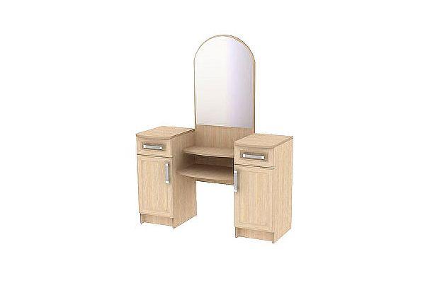 Стол туалетный ГРОС ТС 6 (рамка) бук