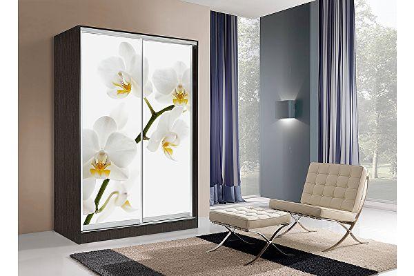 Шкаф-купе Мебель Маркет Оскар 2 Орхидея (Венге)