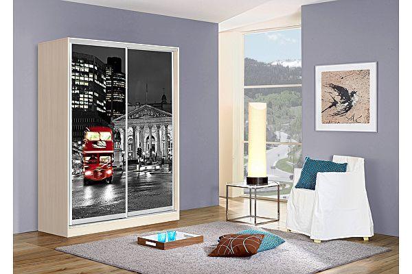 Шкаф-купе Мебель Маркет Оскар 2 Лондон (ДМ)