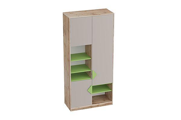 Шкаф МебельГрад Марио с тремя дверями