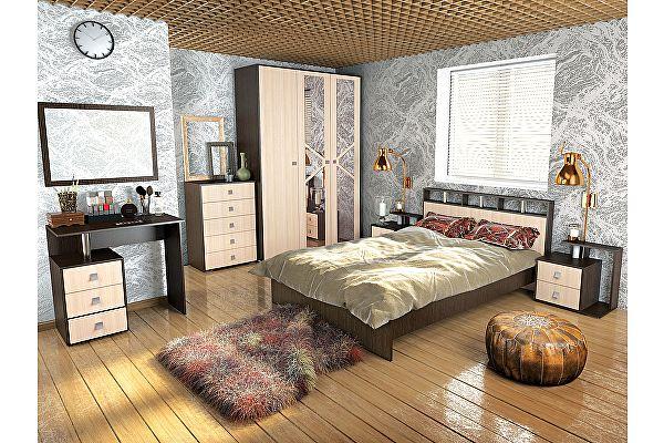 Готовая спальня ТЭКС Ненси, Комплект