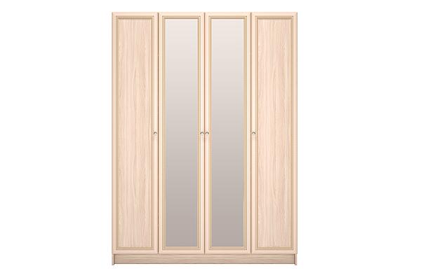 Шкаф для одежды Ижмебель Брайтон 29 4-х дверный