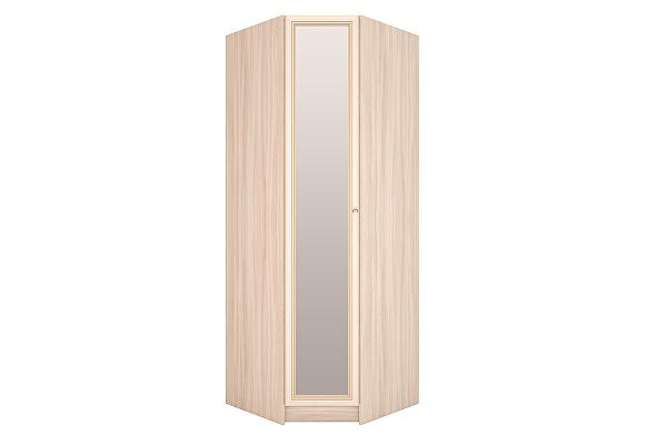 Шкаф угловой Ижмебель Брайтон 30 с зеркалом