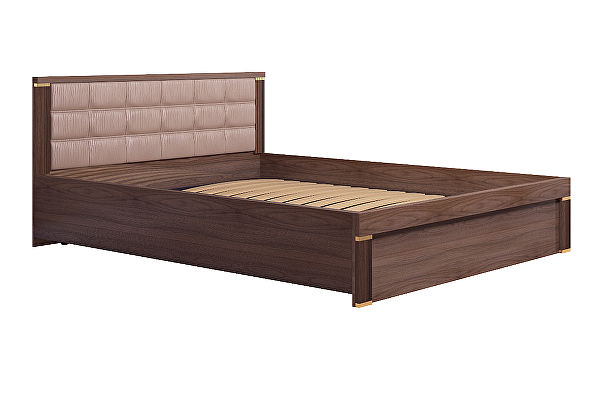 Кровать Ижмебель Париж 8 двойная 140