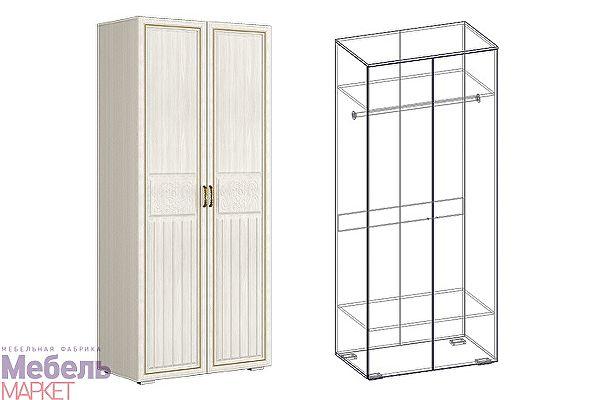 Шкаф 2х створчатый Мебель Маркет Виктория (540)