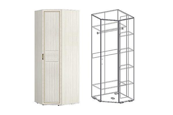 Шкаф угловой Мебель Маркет Виктория правый (540)