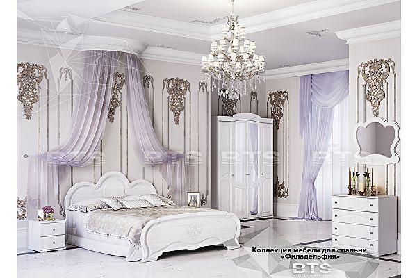 Спальня BTS Филадельфия Комплект 1