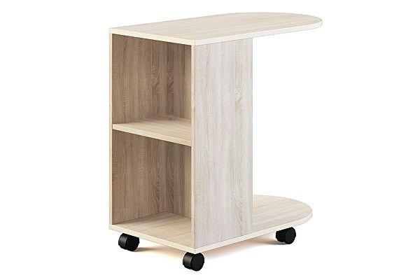 Кофейный столик прикроватный МСТ Оливия Модуль 18