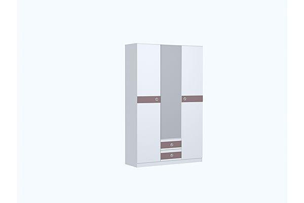 Шкаф для белья Заречье Саманта СМ11